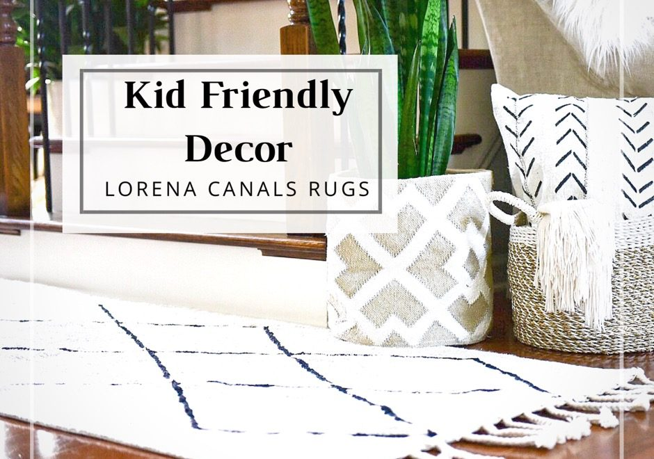 Kid friendly Decor- Lorena Canals
