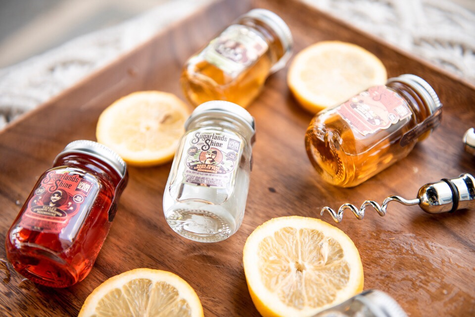 Yummy Tasty Summer Spirits! Made w/ @sugarlandsshine